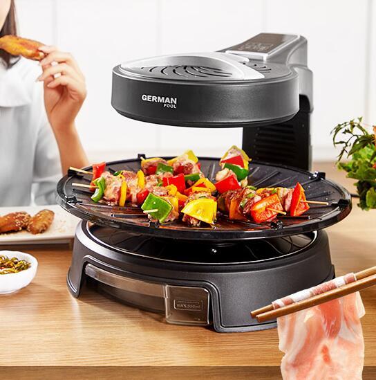 德国宝韩式烧烤机维修
